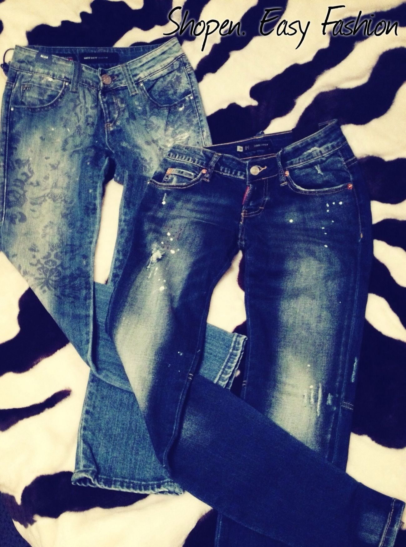 Jeans Misssixty DSQUARED2 Shopenef
