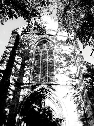 Belated Happy 800th birthday to the abbey of Riddagshausen! Medieval Architecture Medieval Church Abbey Cistercian Religious Architecture Church Portal Black And White Photography Brunswick Braunschweig
