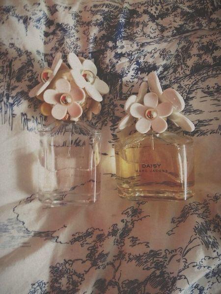 My two favourites. #perfume #love #daisy