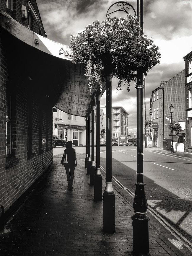 Avenues & Alleyways... Birmingham Birmingham UK Jewellery Quarter Street Photography Streetphotography Blackandwhite Black & White