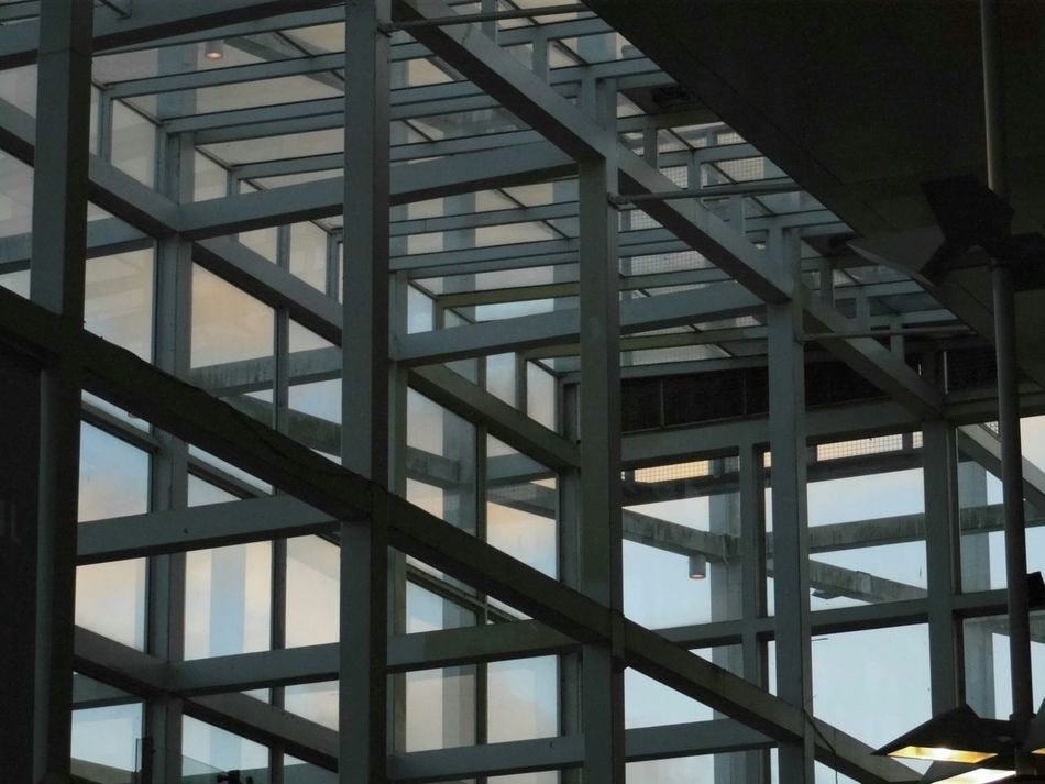 Urban Geometry Architecture Light And Shadow Pattern, Texture, Shape And Form På