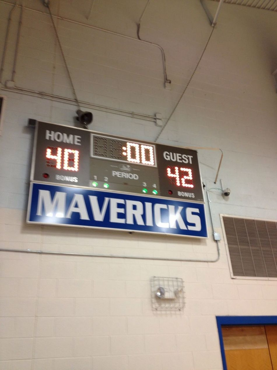 My Lady Mavs Won Against Southeast !