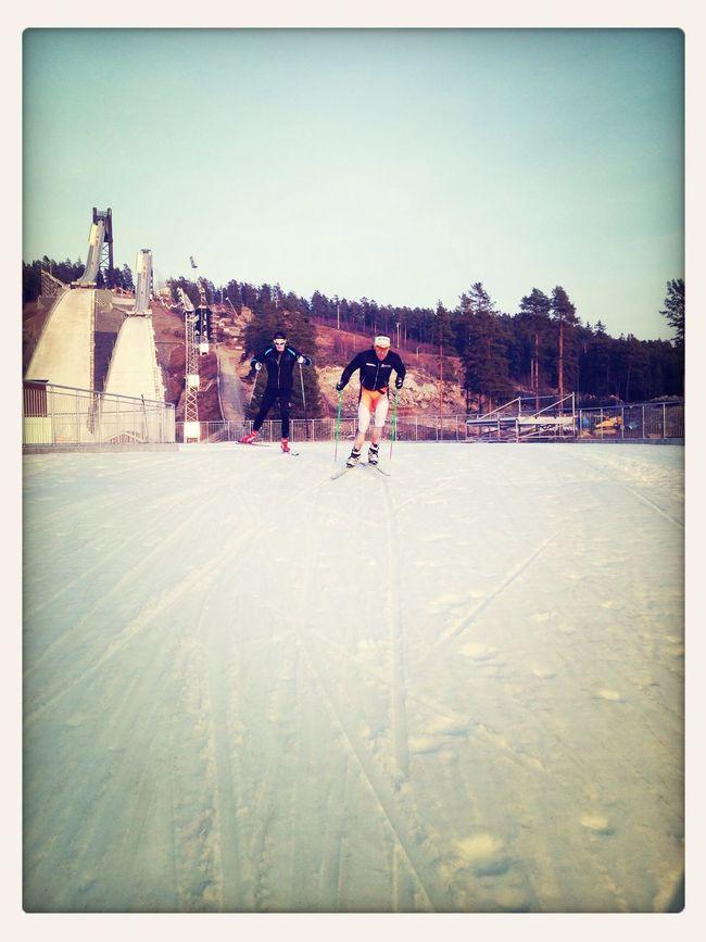 Åkt skate! Lugnet Vm2015 Riksskidstadion Falun