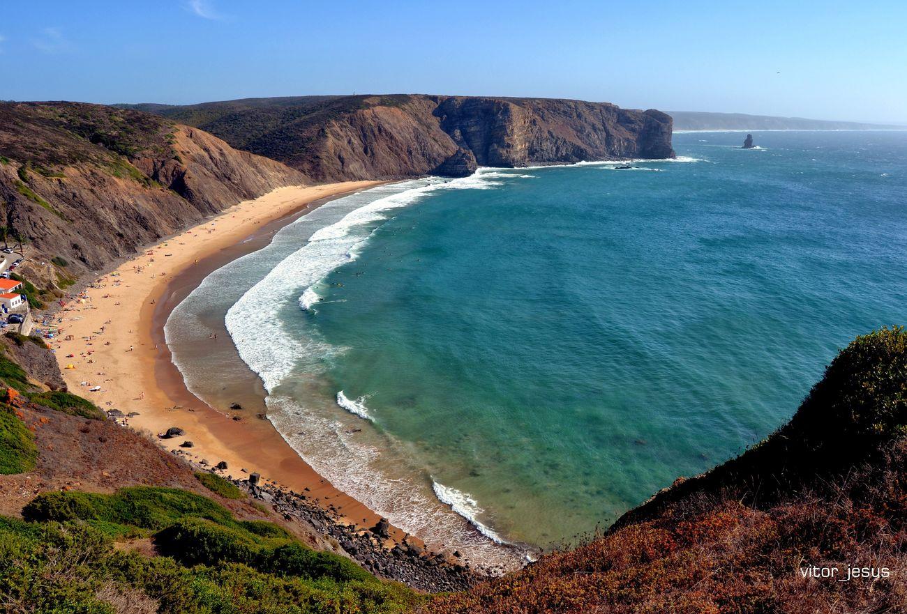 Beachphotography Aljezur Portugal Praia Da Arrifana