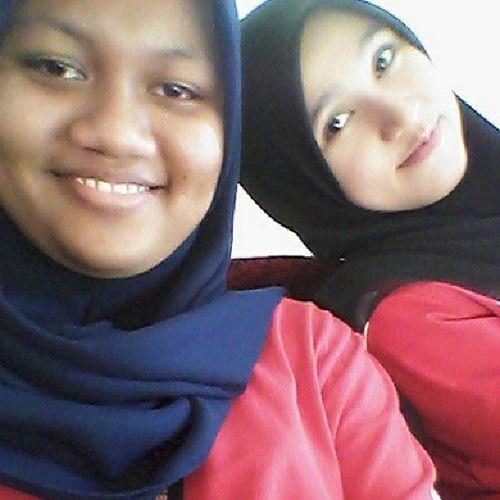 Selfie with Dila Kenduri Zulaikha Deepdeepdeep ♥♥♥