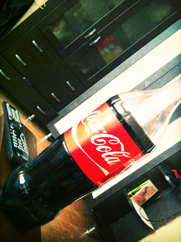 coca'cola at BARA-BOOM Coca'cola