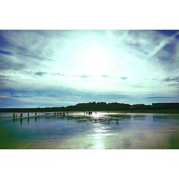 Sunset at Whitmore Bay Sunset Barryisland Seaside Wales