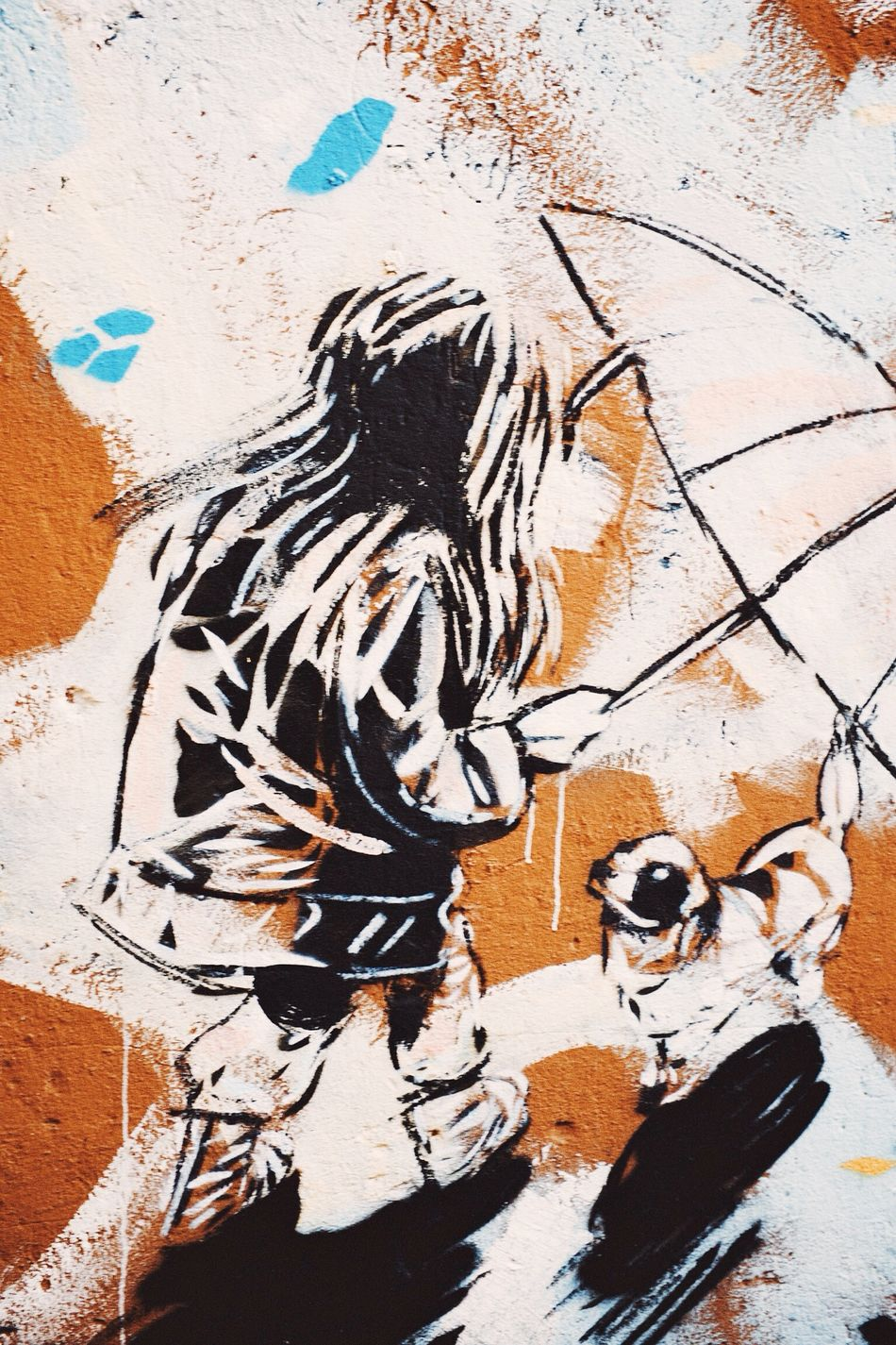 Rainy day - VSCO Vscocam Streetphotography Streetart