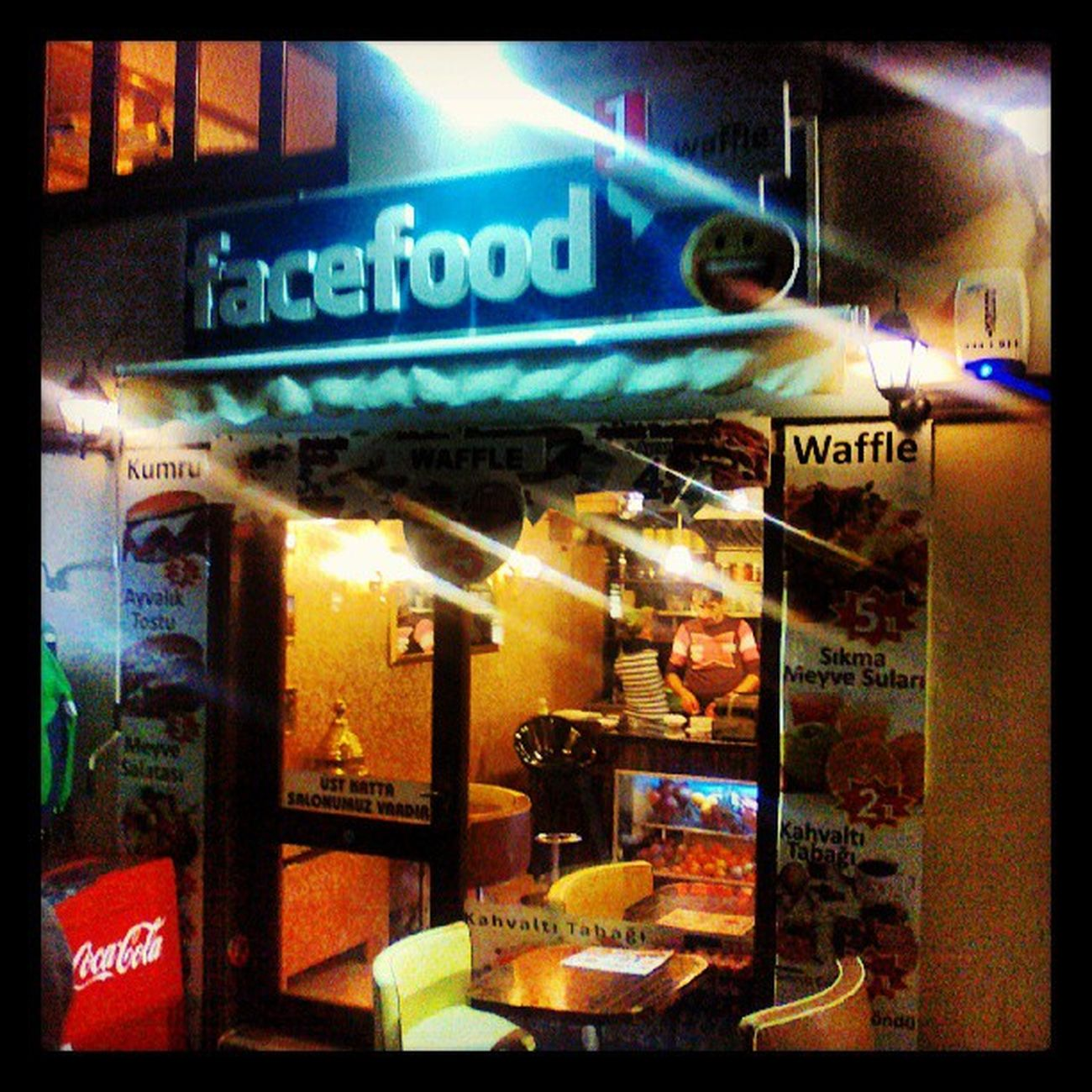 Bursa Facefood Face Food instagram