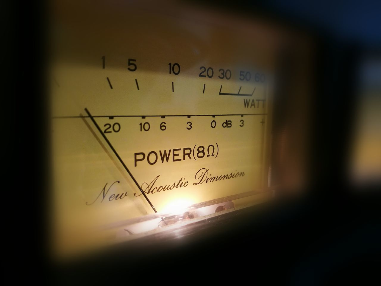 Nad 3030 Indoors  Selective Focus No People Communication Music Power Power Amplifier Meter - Instrument Of Measurement Vumeter Watt Ohm Yellow Filtered Image Lecce Italy🇮🇹 Illuminated Art Is Everywhere Cut And Paste