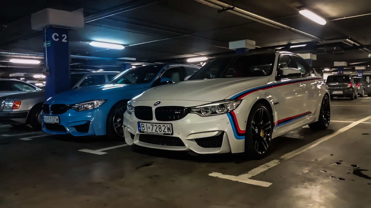 Double Trouble Bmw Car BMW M3 M3