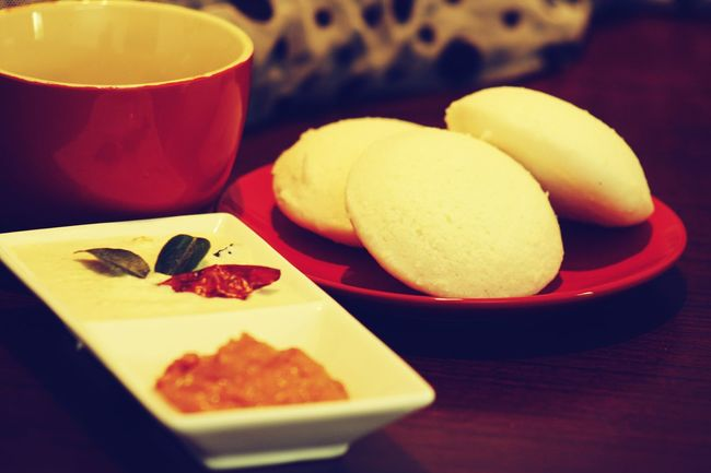 Foodie Foodphotography Idlis And A Couple Of Chutneys Indian Food My World Of Food