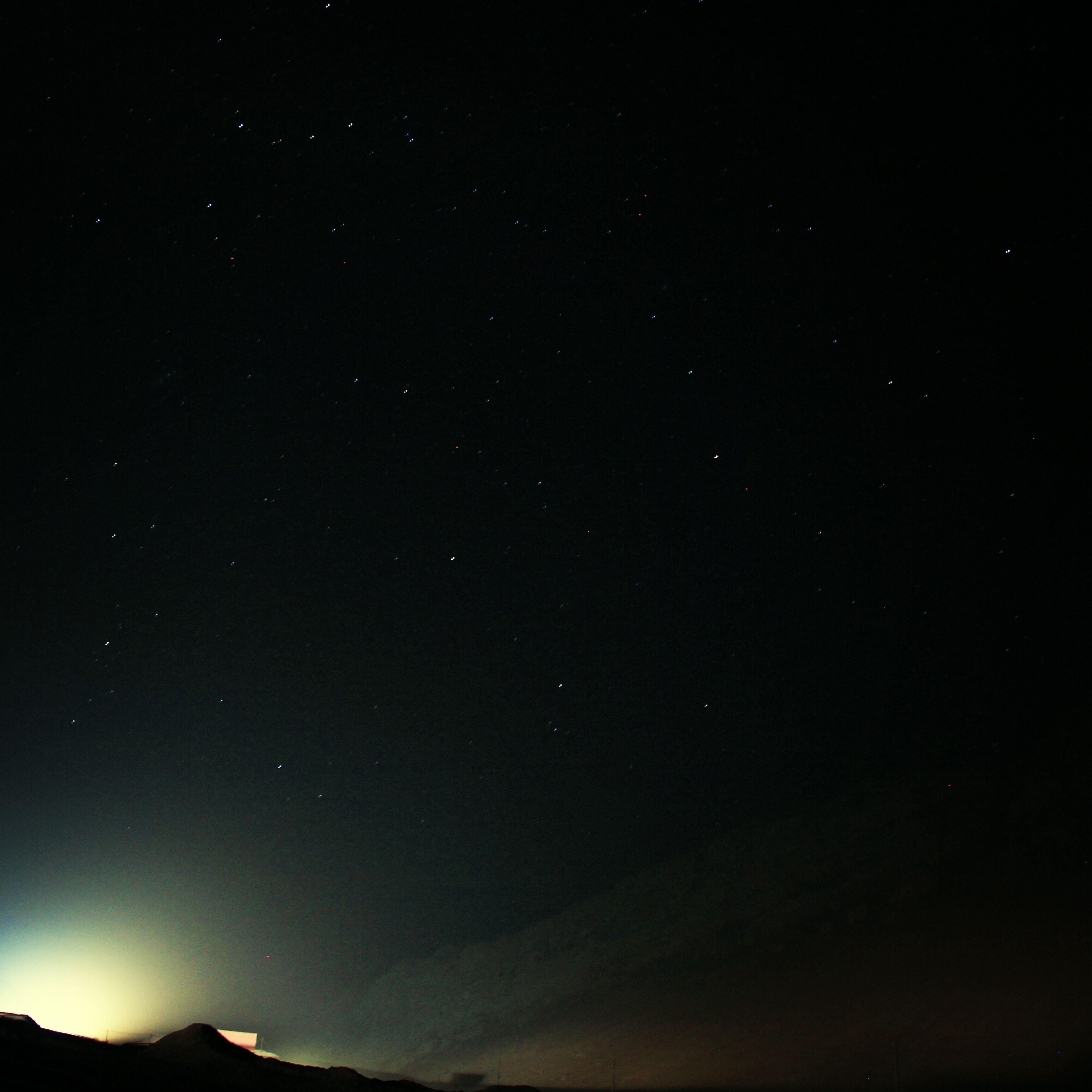 这是第一次在吐鲁番 火焰山白天气候56度° 傍晚拥有完美的星空的神秘地方 First Eyeem Photo