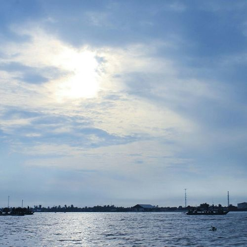 A hello from the almighty Landscape River Banjarmasin INDONESIA Indonesia_allshots