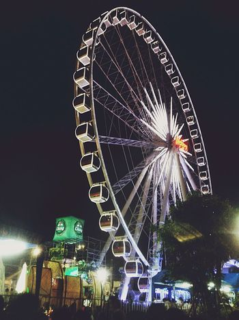 The last day of my holiday Street Photography Traveling Asiatique The Riverfront Captured Moment Ferris Wheel