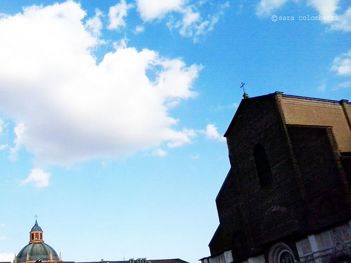 Getting Inspired Bologna City View  Sky And City