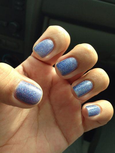 My New Nail Color (: