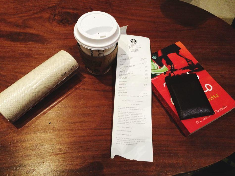 Jimmychoo Readers Starbucks