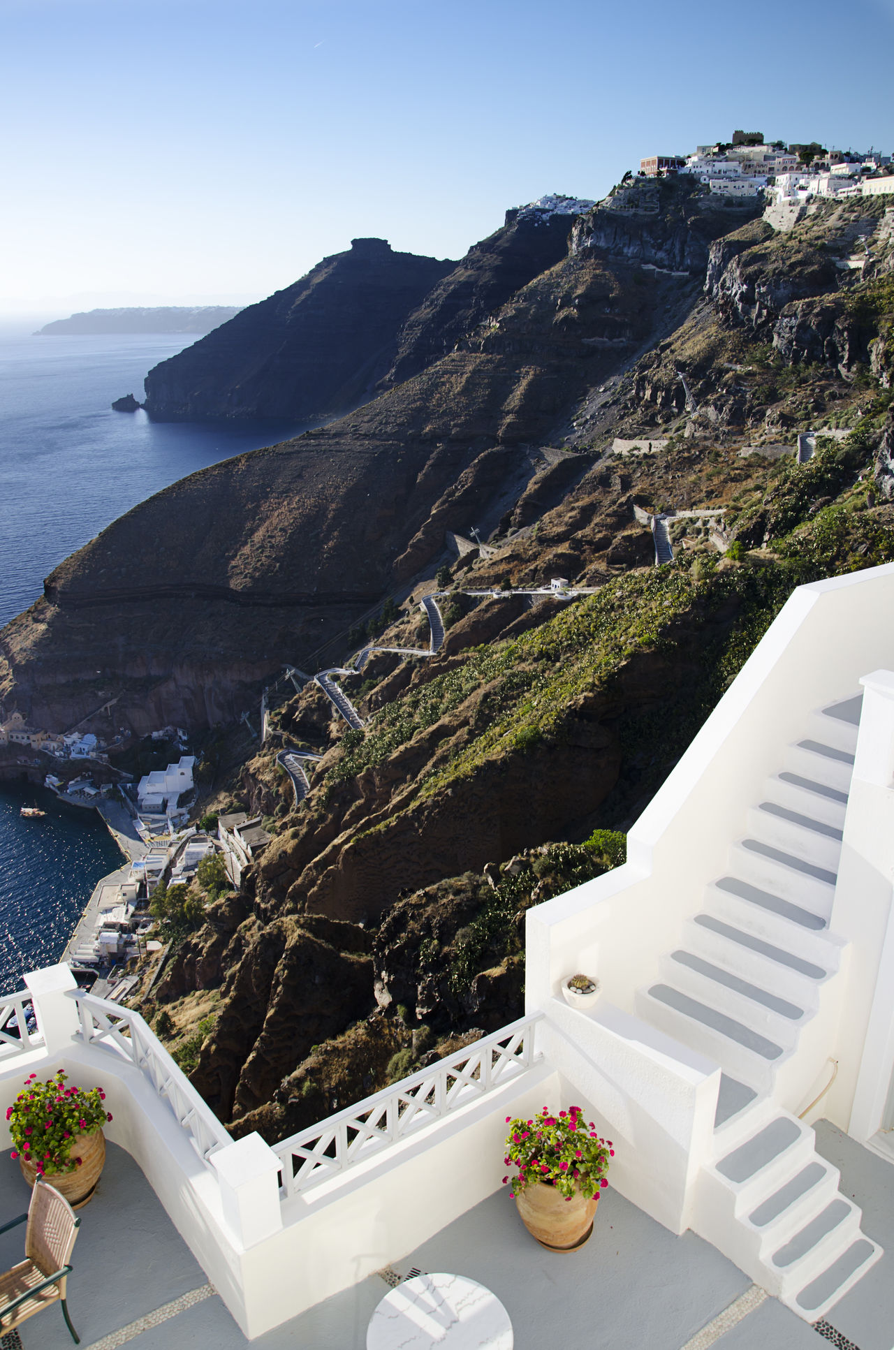 Aegean Sea Beautiful Views Cliffs Cliffside Greece Islands Santorini Greece Santorini Island Sea Views