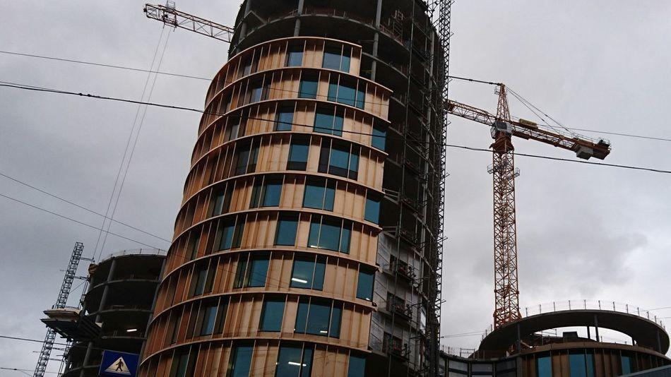 Axeltowers in the center of Copenhagen