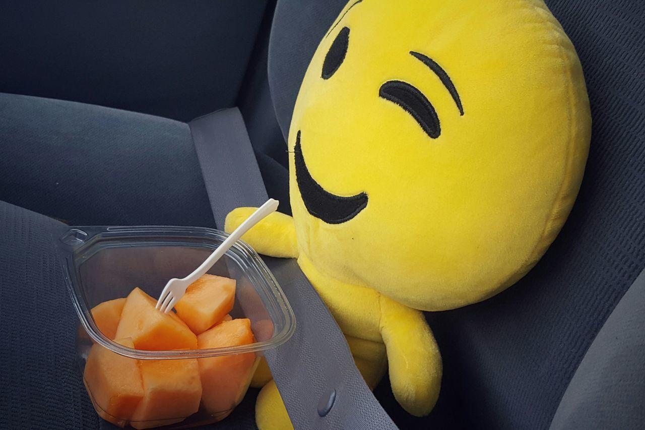 Happy monday😉 Good Morning Monday Yellow Food Day Indoors  Wink My Partner EyeEm Breakfast