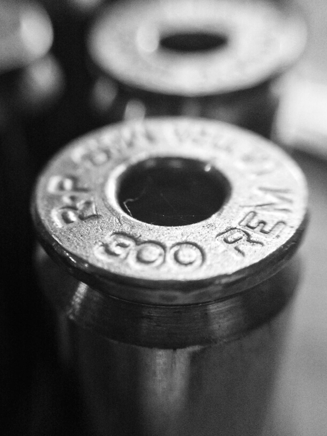 Blackandwhite Macro Macro Photography Bw_collection EE_Daily: Black Sunday Remington❤ 2nd Amendment
