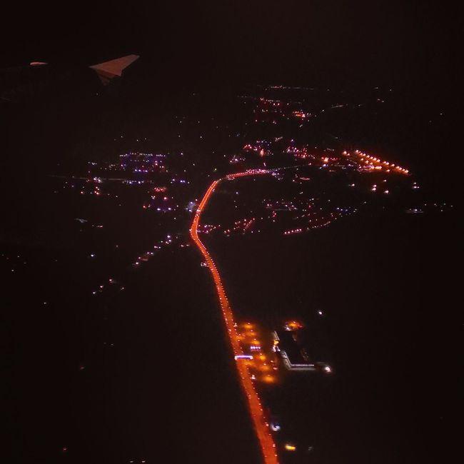 Люблю летать. From An Airplane Window