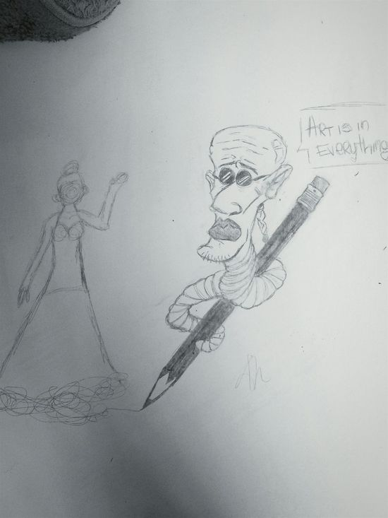 Enjoying Life Schoollife My Drawings When Boredom Strikes.