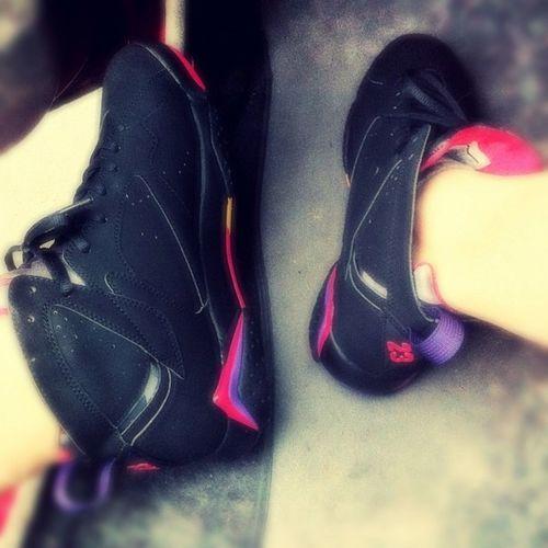 "AJ7 ""Raptors"" #todayskicks #igsneakercommunity #wdwyt #jordan Jordan TodaysKicks Igsneakercommunity Wdwyt"