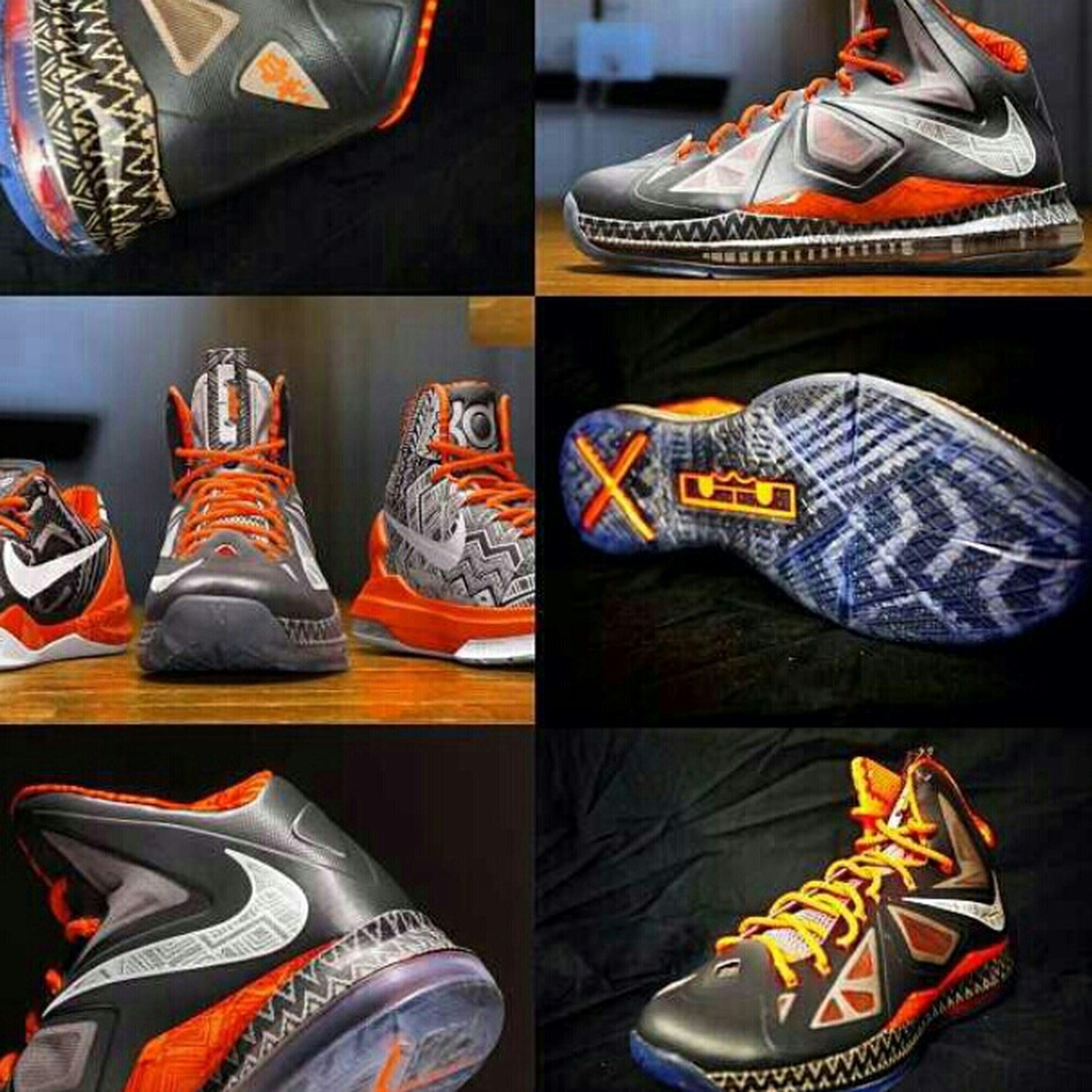 #SneakerHead  BronGang