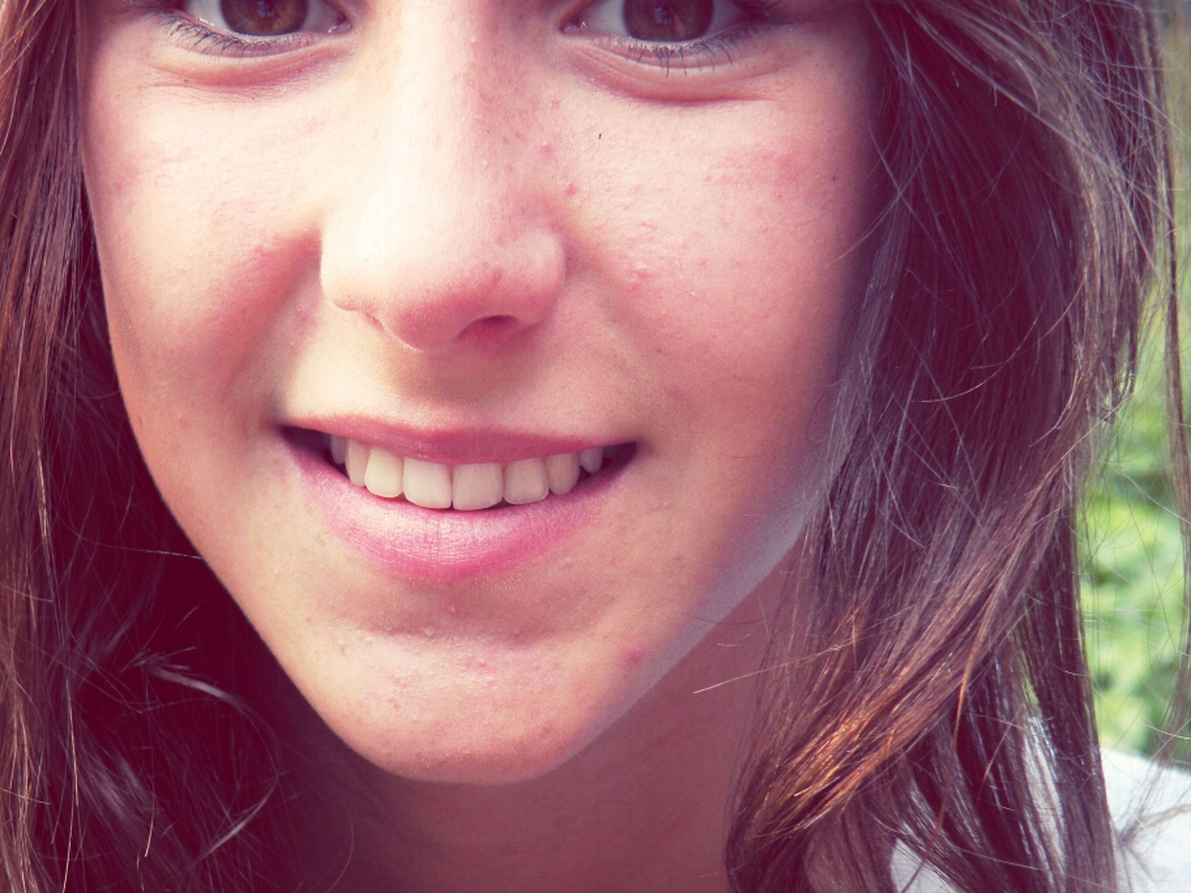 Rien n'est plus beau qu'un sourir.