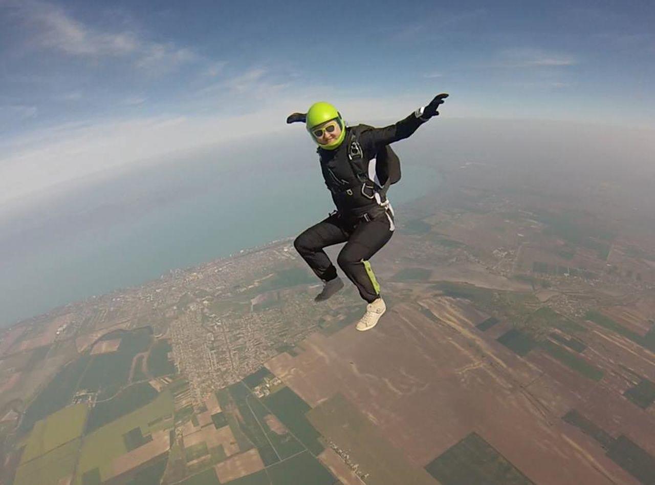 Skydive Enjoying Life Enjoying The View Skydiving @ Kiliti skydive Balaton Adrenaline Junkie