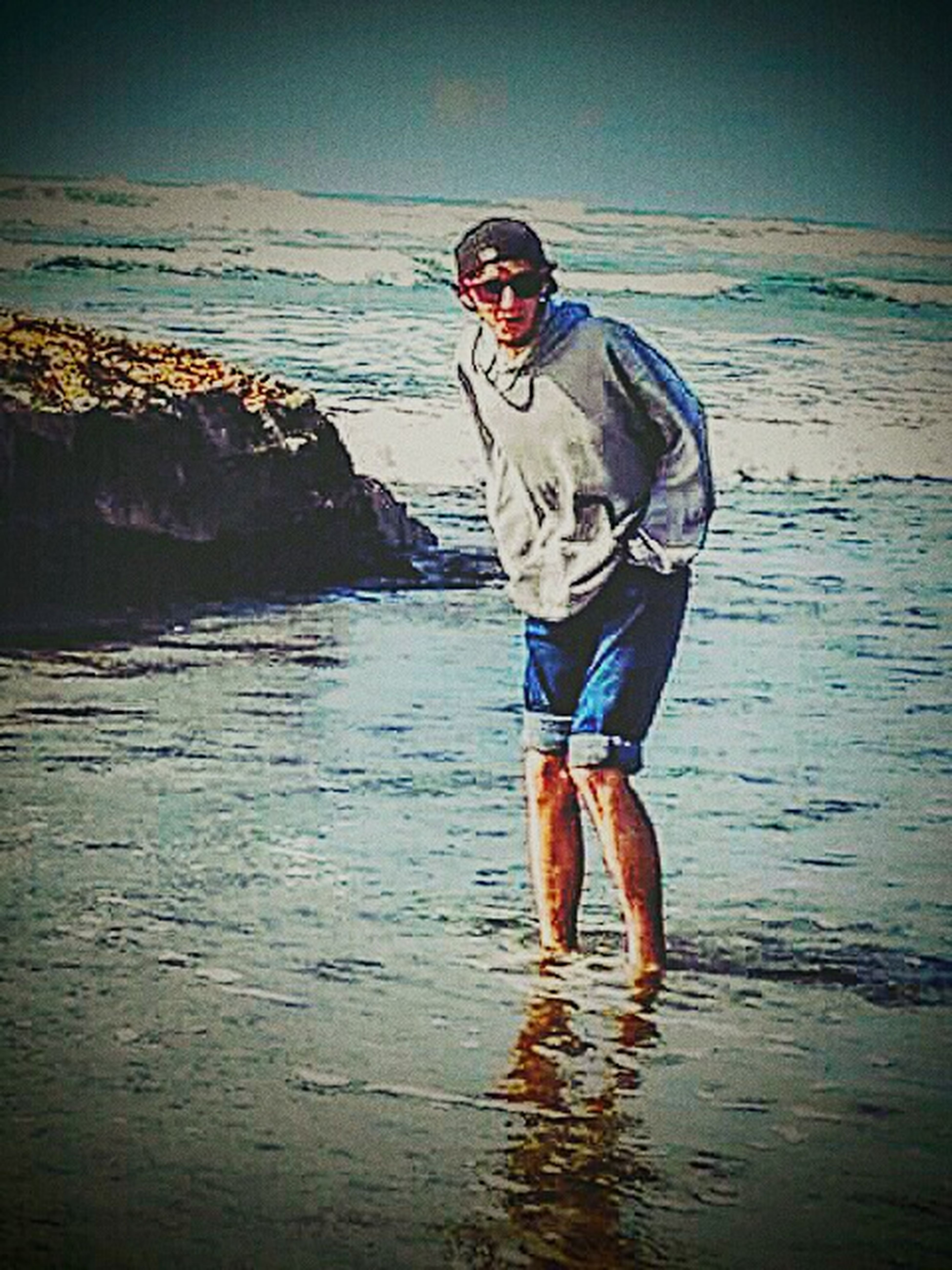 Hanging Out Taking Photos Check This Out Enjoying Life Timeflies Silly Unconditional Love Cold Water Pacific Ocean Beach Bums For Life  Cold! Having Fun :) Freezing Cold Beauty In All Things My Baby Boy Just Turned 20