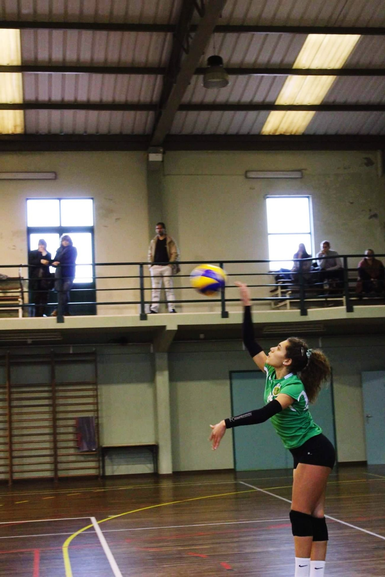 Tomorrow is game day Volleyball Volleyball Game Volleyball Team Volleyball ❤ Volleyballgirl Saturday Letsdothis Lets Go  Lets Play Sport Effort Indoors  Day