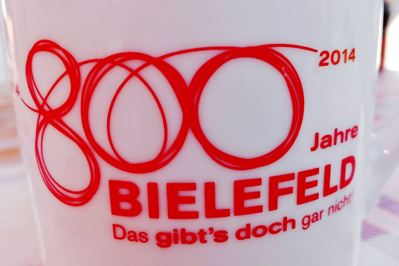 2 Years Ago Bielefeld Coffecup 800 Jubiläum Jubilee