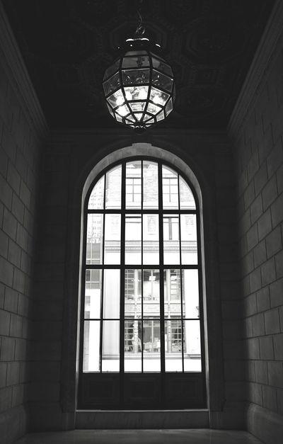 Case or Frame Window Travel Destinations Photography NYC Photography New York City Leica SL USA Manhattan NYC Tourism New York Public Library Interior Library Frame Bw New York Monochrome Photography Monochrome Slihouettes Blackandwhite