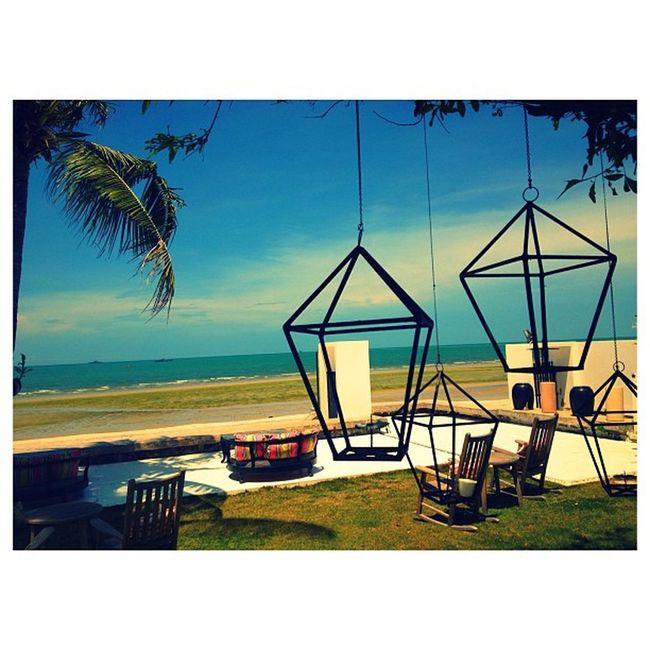 Relaxtime Resort Prachuab Thehen Huahin Sea Beach Thailand Amazingthailand Travel
