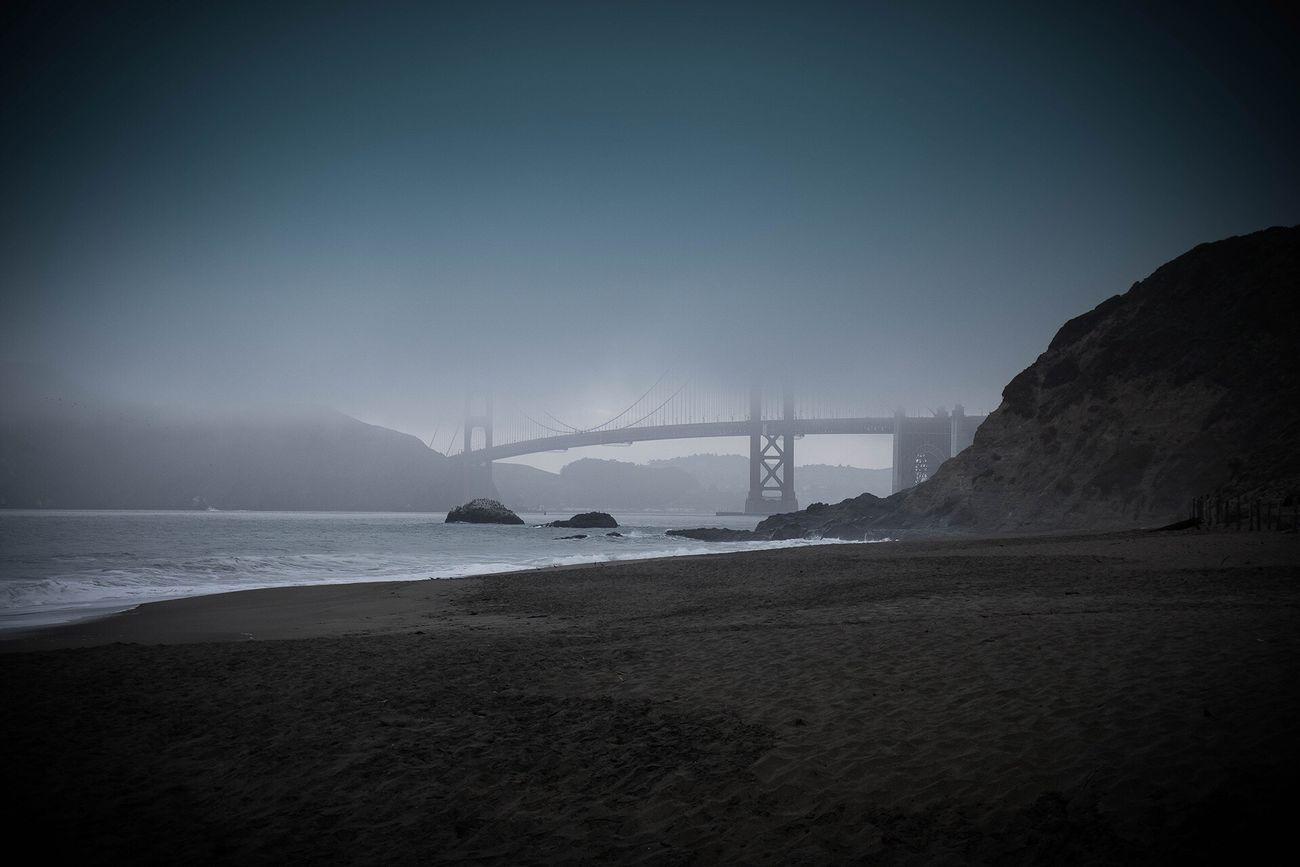 The Fog Golden Gate Bridge Fog