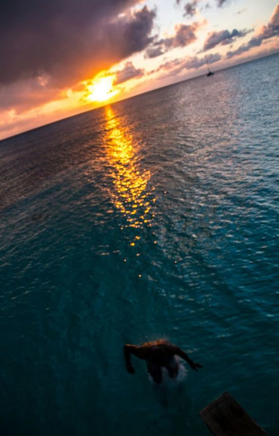fun is what you make it~ Enjoying Life Beach Summer Sun Set