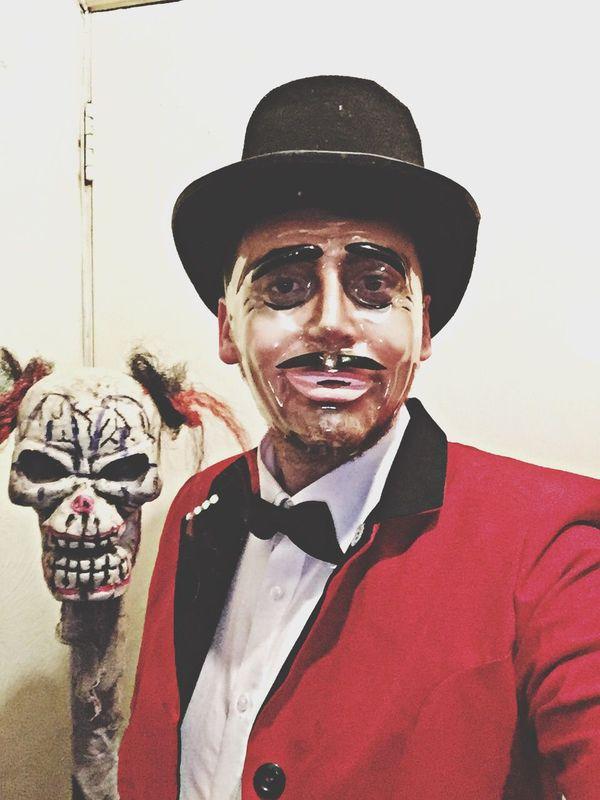 Halloween Ringmaster