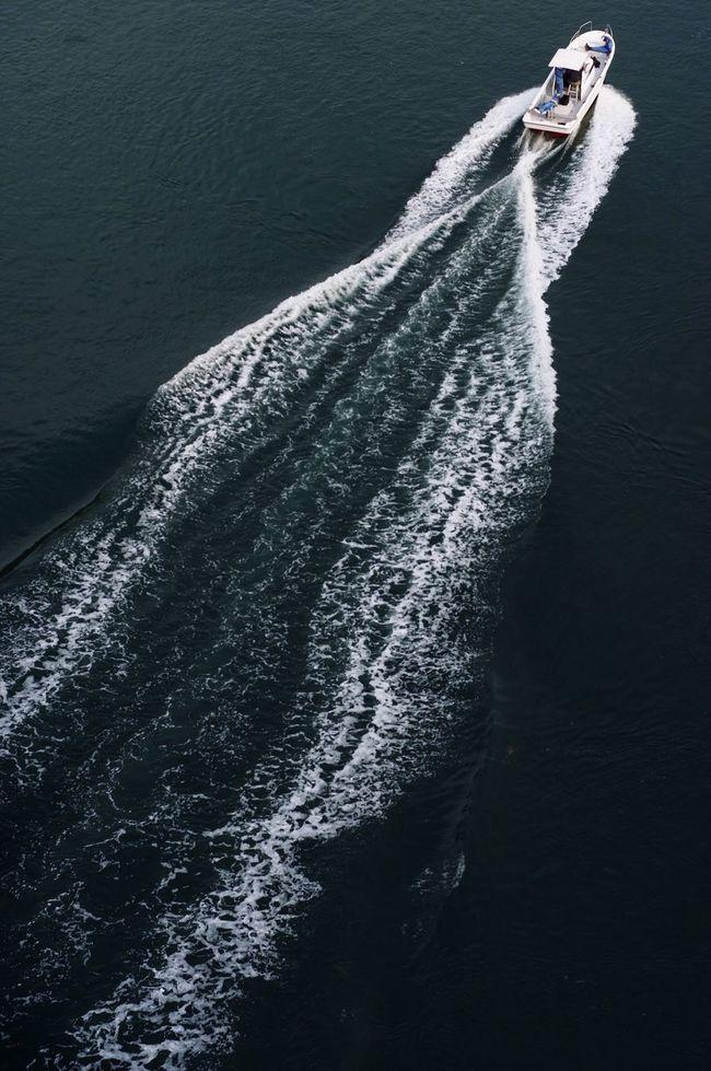 Japan 徳島県 Ricoh GXR Carl Zeiss Planar50/1.4 Boat