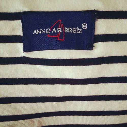 Tout pour la Mer Anne Ar Breiz Marinière breizhintagramer