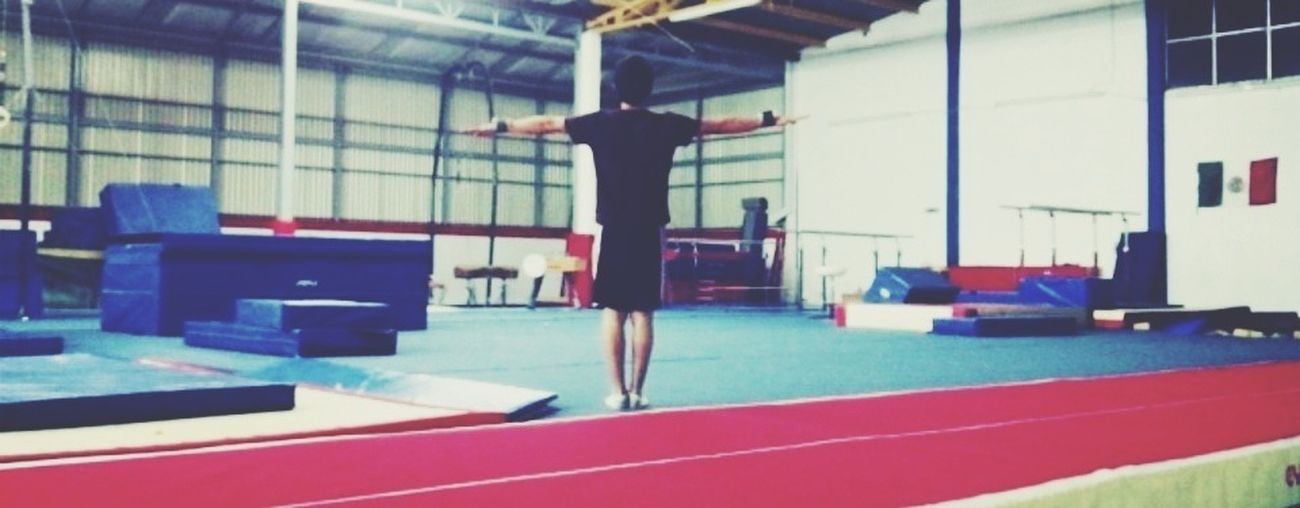 Gymnastics Gym Floor Floorexercise