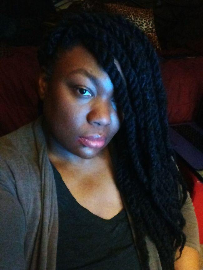 Spring hair. Natural Hair MarleyTwists Blackhair Selfie ✌ Just Me Protectivestyle Blackgirlmagic