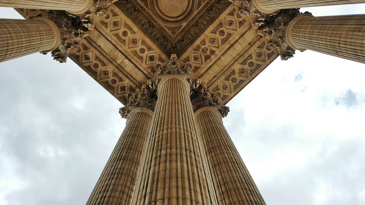 Beautiful stock photos of paris,  Architecture,  Built Structure,  City,  Cloud - Sky