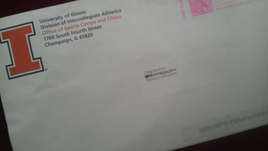 Mail From Illinois Came In.. #Blessed