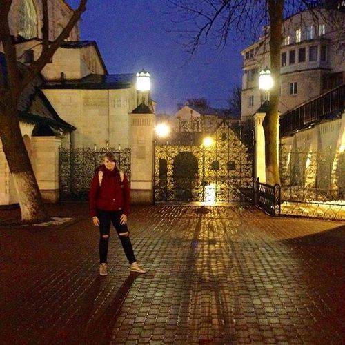 Twtf returns by Friday when I was a tourist in Nizhny Novgorod photo by my lil sista📱📷: @m_noizze