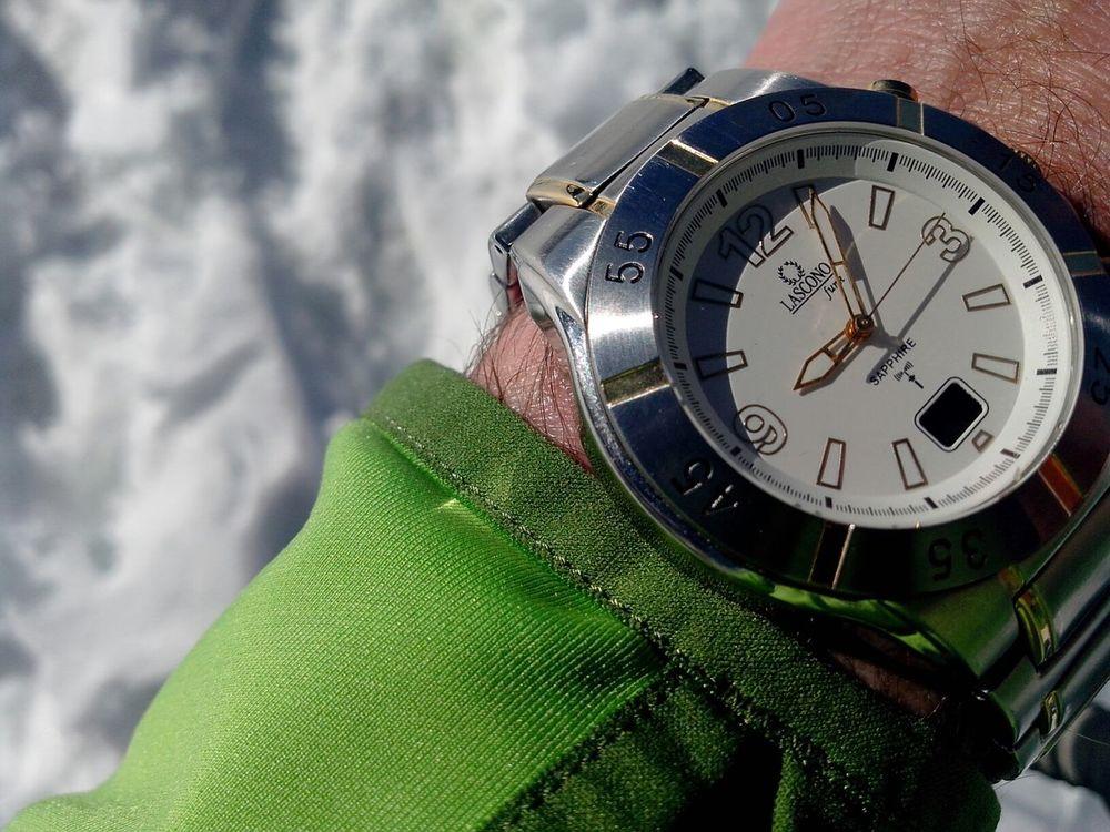 Time AMPt - My Perspective Trekking Stubai Glacier