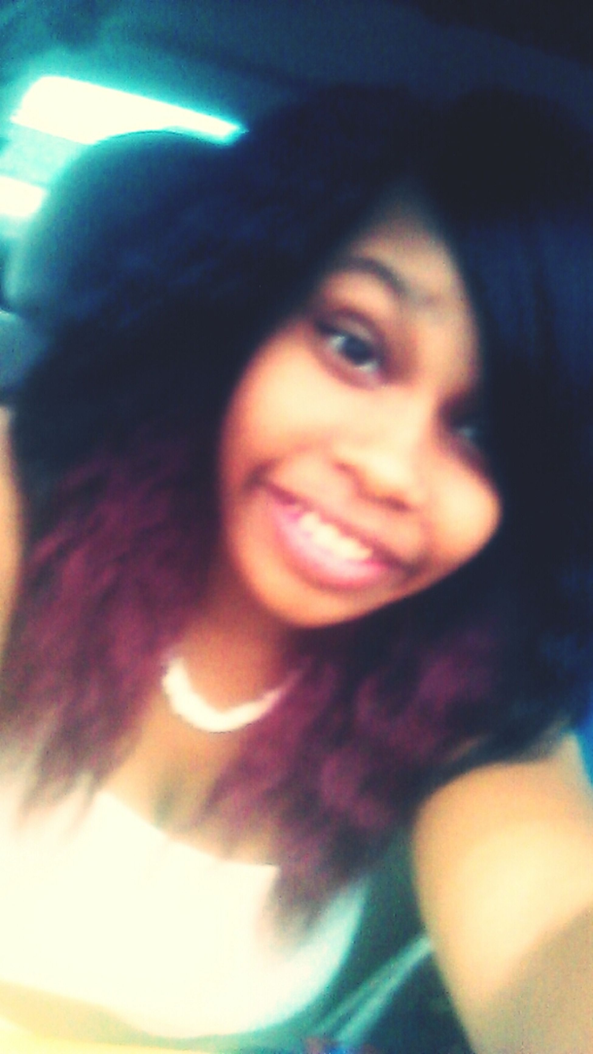 Just me. Red<3