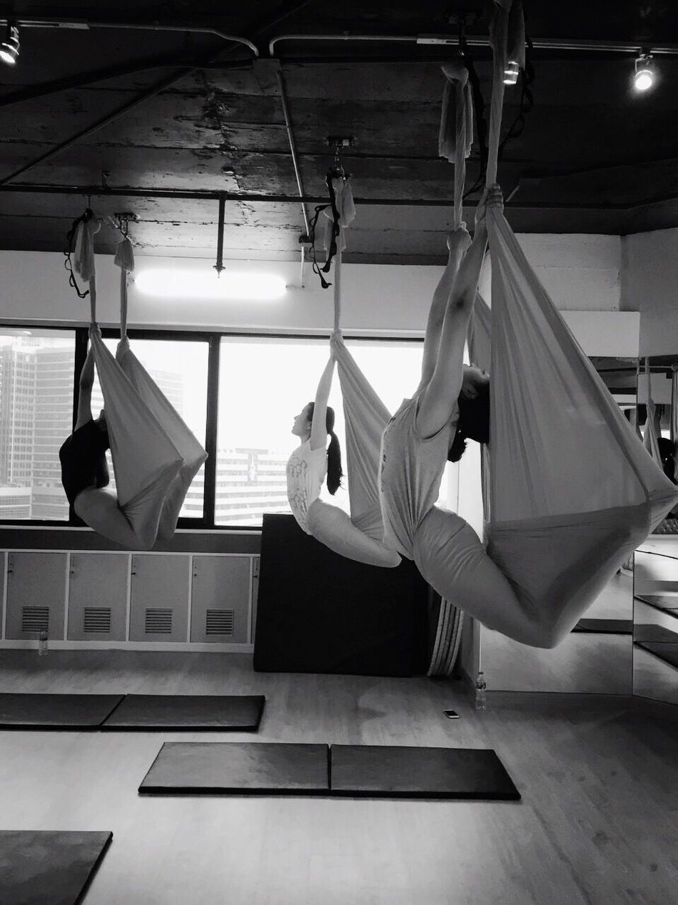 Showcase March Hello World Happiness Strong Woman Aerialist Inspired Marchphotochallenge